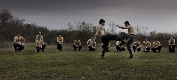 Ninja ad Este in Gioco 2013